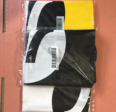 f8128f10ce6 3 X Brand NEW Packeted JD Sports Duffle Bags Drawstring Black   Yellow    White