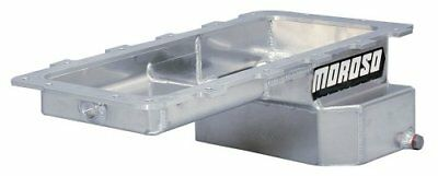Moroso 20555 Aluminum Oil Pan For Ford 4.6/5.4 Engines