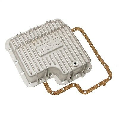 B&M 40281 Cast Aluminum Automatic Transmission Oil Pan