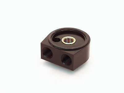 Canton Racing Products 22-549 Universal Oil Cooler Sandwich Adapter