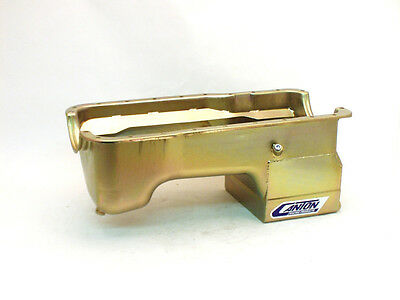 Canton Racing Products 15-670 Deep Rear Sump Oil Pan 69-95 MUSTANG