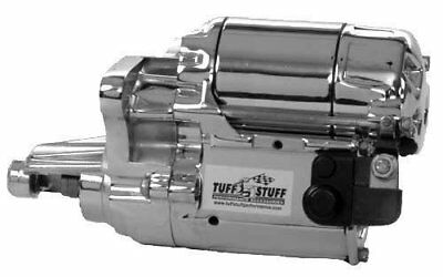 Tuff Stuff 6084B Starter Denso Gear Reduction Black