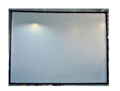 Harkness Rear Projection Surface Translite Grey 160 - 400cms x 225cms approx
