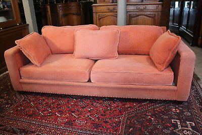 Canapé design contemporain 2/3 places ligne First Time (valeur neuf 3180€) sofa