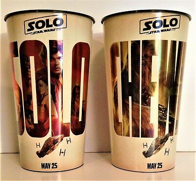 Star Wars: Solo Movie Theater Exclusive 44 oz Cup Set