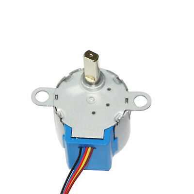1x DC5V 24BYJ48 Step Motor 4-Phase 5-wire Curtain Lifting Motor Gear Ratio 1:64