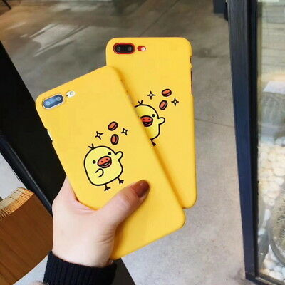 For Apple iPhone 8 6s 7 Plus Shockproof Ultra thin Hard Back Pattern Case Cover