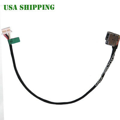 Jack Plug Power supply DC and HP cable Pavilion 17-G113DX 809295-001 799750-F23