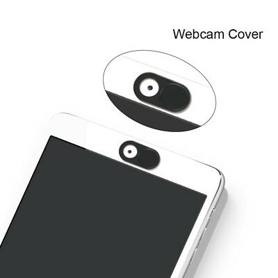S1 Plastic Webcam Cover Ultra-thin Privacy Protector For Phone Tablet PC DT