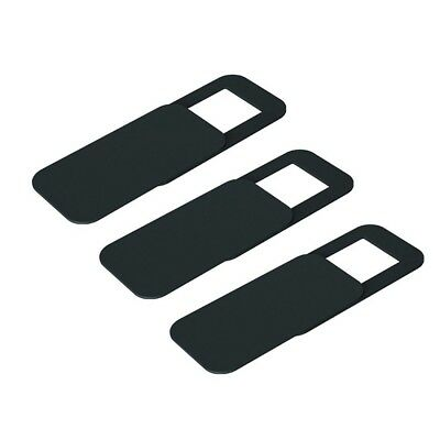 T10 3 PCS Rectangle Webcam Cover Ultra-thin Privacy Protector Camera Shutter DT