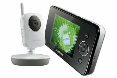 Samsung SEW-3030 BabyVIEW Baby Monitoring System IR Night Vision Zoom 3.5i 3030