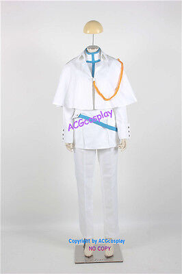 Bleach Uryuu Ishida Recovered Cosplay Costume acgcosplay