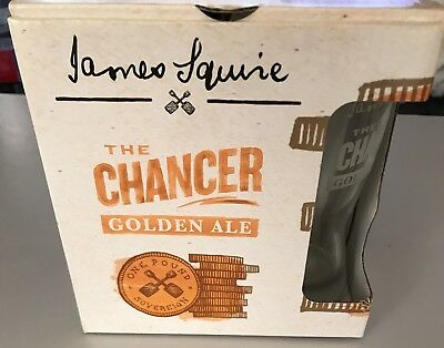 James Squire Chancer Glass Set