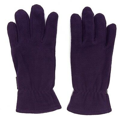 (X-Small) - Peter Storm Thinsulate Double Fleece Gloves. Shipping is Free