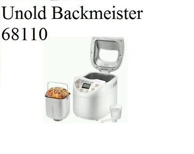 unold Backmeister 68110