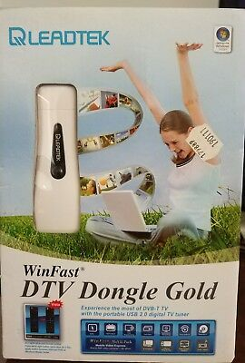 Leadtek WinFast DTV Dongle Gold
