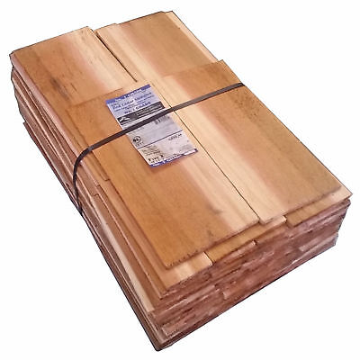 Great Quality Untreated Western Cedar Shingles - Various Grades - FREE DELIVERY
