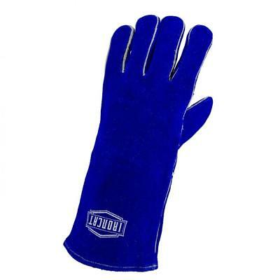 IRONCAT 9041 Select Split Cowhide Leather Stick Welding Glove: Large, Left...