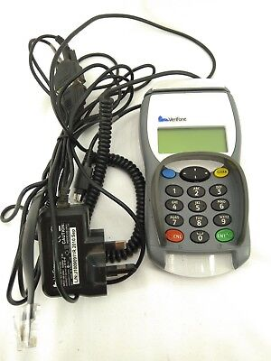 Used Working Verifone Card Reader - XLPP924 Credit Card Terminal