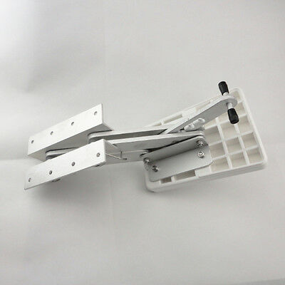Motor Bracket Duty Aluminum Outboard 2 Stroke Kicker 7.5hp-20hp White Stocking