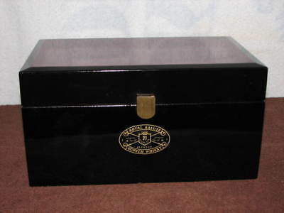 Royal Salute Scotch Whisky Cigar Humidor Bottle Box CHIVAS 21 Yr