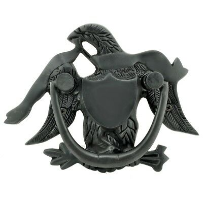 Liberty Eagle Brass Oil Rubbed Bronze Door Knocker