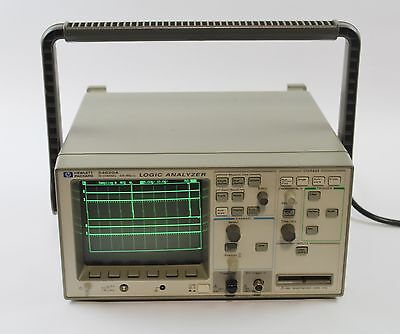 HP 54620A Logic Analyzer with 54650A HP-IB Interface Module