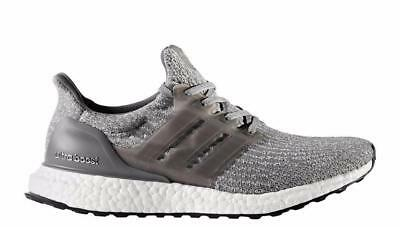 Adidas ULTRABOOST W Grey Grey White Running Sneakers S82052 (456) Women s  Shoes a7830c50f