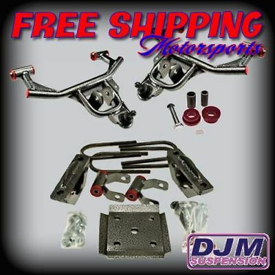 2015 Ford F150 2WD Complete 3/6 lowering kit by djm