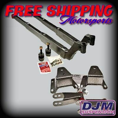 1965 - 1972 Ford F-100 3/4 Complete Lowering kit by DJM