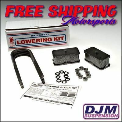 "1997 - 2004 Dodge Dakota-RT 2"" All steel lowering blocks by DJM"