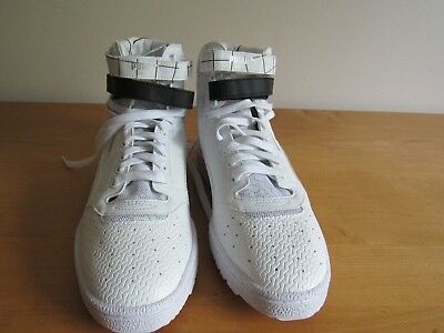 Puma Sky II Contact NWOT Box Tag s Ladies sz 11 White High Top s Athletic  Shoes 6f04994a3