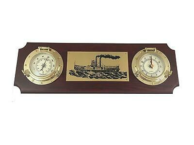 Five Oceans Deck Clock Collection - BC 3975