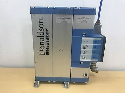 Donaldson Ultrafilter Ultrapac 2000 1418722/1 Heatless Desiccant Dryer