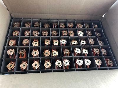 NEW Lot of 100 Rasco Reliable F1FR56 Brass Pendent Automatic Sprinklers Heads