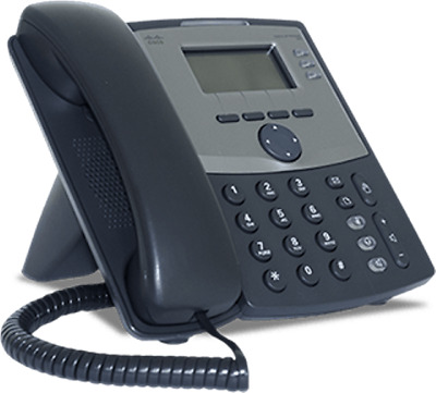 Cisco SPA303  3 Line IP Phone with Display and PC Port