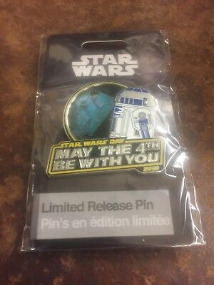 Star Wars Day May The 4th Be With You 2018 Limited Release Sold Out Disney Pin