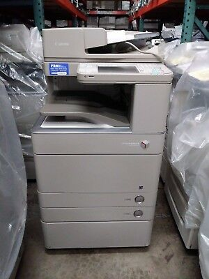 Canon imageRUNNER ADVANCE C5235 Printer Copier Scanner Color MFP Low Meter