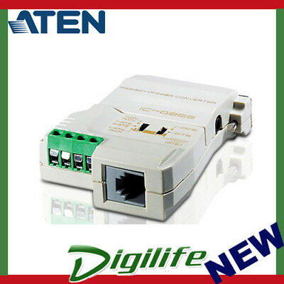 Aten RS232 to RS485 Non-Powered Bi-Directional Converter  IC-485SN