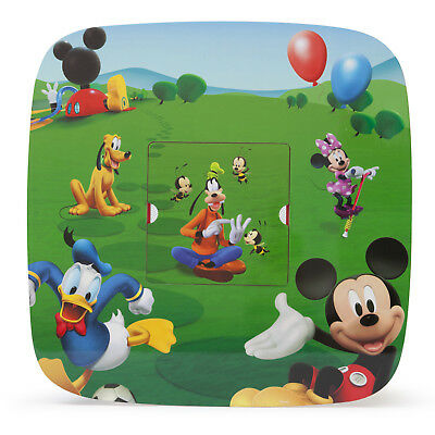 Terrific Disney Mickey Mouse Storage Table And Chairs Set Images ...