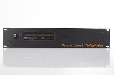 Syquest SQ555 44mb 5.25 Media Drive Pacific Coast Rack Chassis CN50 SCSI #32000