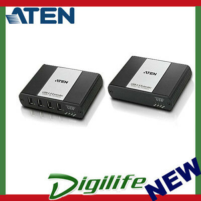 Aten Cat 5 USB 2.0 Extender Up to 4 USB devices over 100m UEH-4002