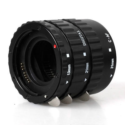 AF Auto Focus Macro Extension Tube for CANON EOS EF 60D 7D 800D 5D Mark IV III