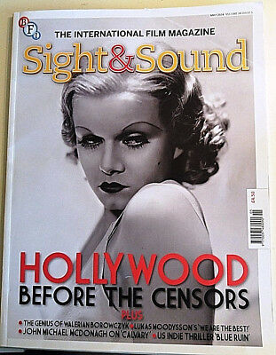 Sight & Sound, May 2014, Vol 24, Issue 5 - Hollywood Before The Censors