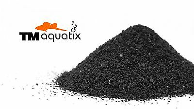 50Kg Natural Black Aquarium Substrate  Sand Ideal For Plants Aquascaping Iwagumi