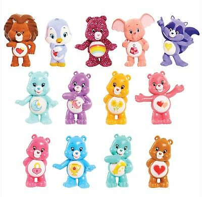 Care Bears Blind Bag Figures assorted. Free Delivery