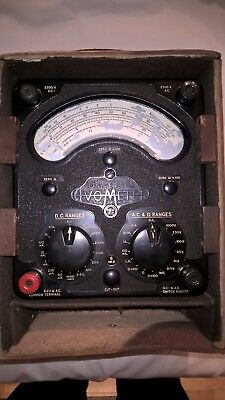 Vintage Avometer AVO 8 MKII - circa late 1960's early 70's