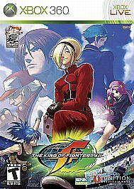 The King of Fighters XII 12 Xbox 360 Complete in original case w/ manual