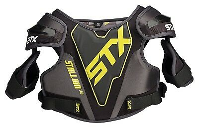 (X-Small) - STX Lacrosse Stallion 100 Shoulder Pad. Shipping is Free