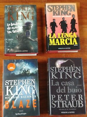 Lotto Libri Stephen King